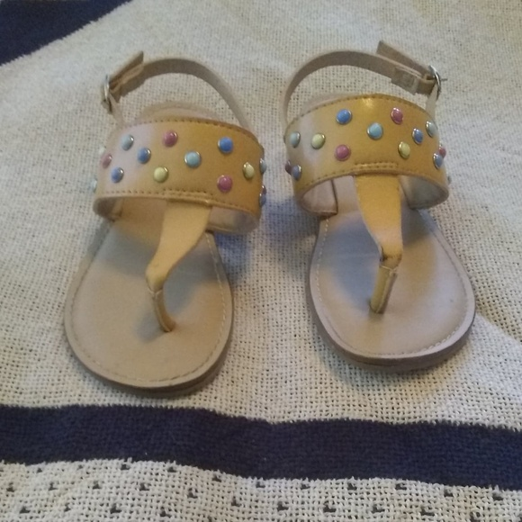 Cat & Jack Other - Cat & Jack Girl's Sandals-Size 13